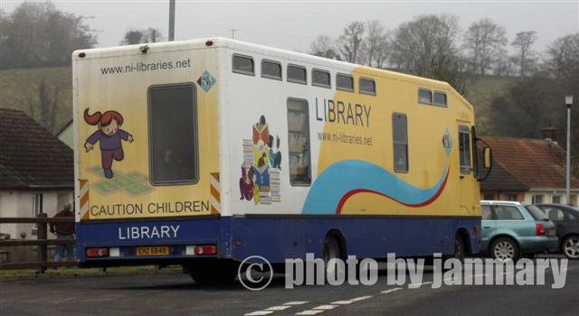 library van 4w (Small)