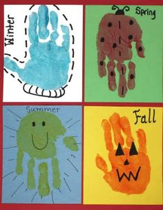 10 best kids handprint art projects