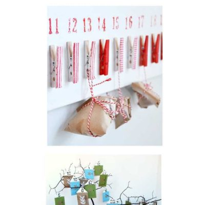 Top 10 Pinterest Christmas Advent Crafts
