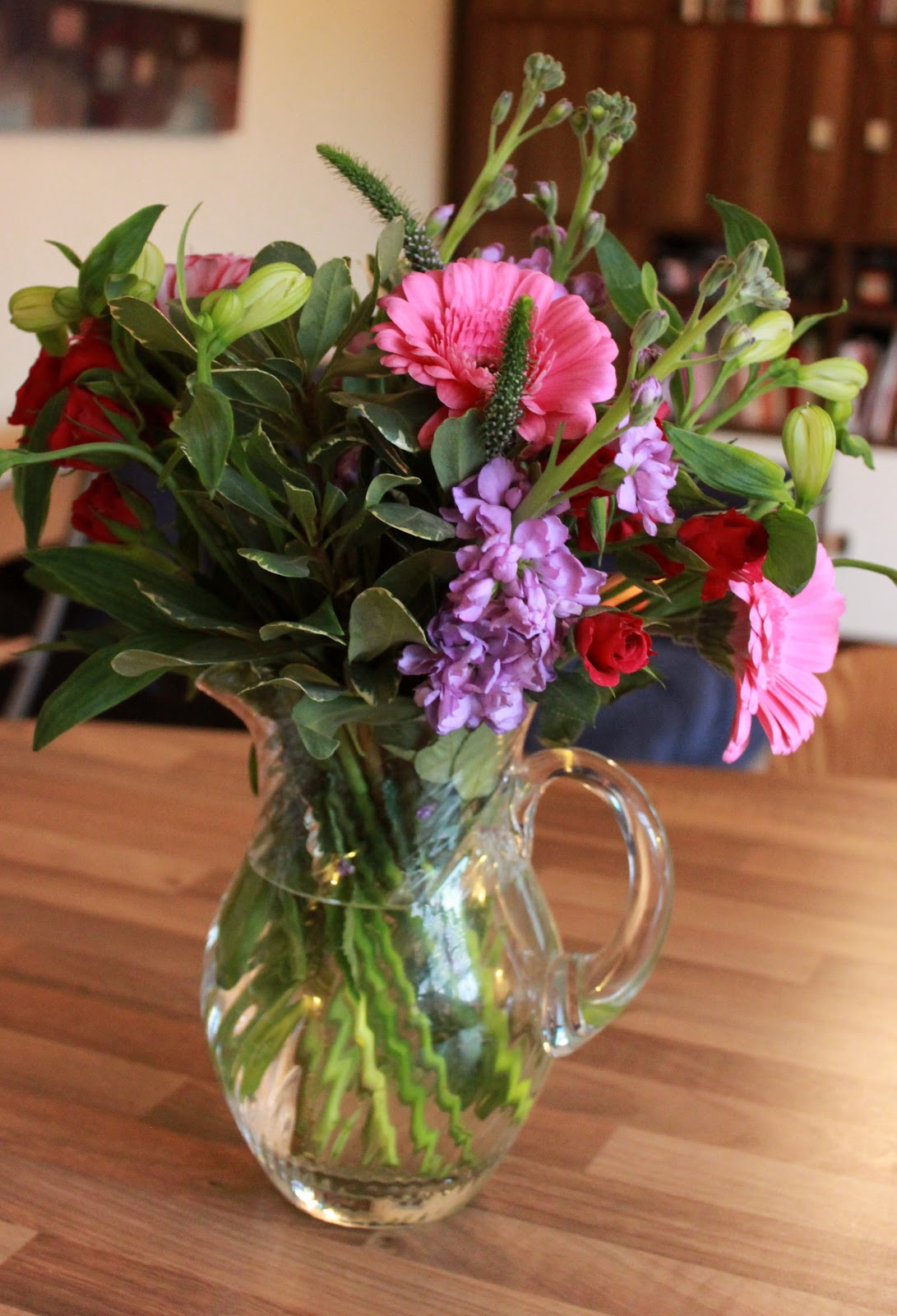 Mother\'s Day Flowers from Asda - a review
