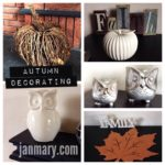 How to do Autumn / Fall Decor