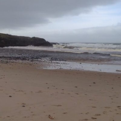 On Runkerry Strand, Portballintrae