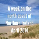 What a week! North Coast of N Ireland ♫ Music: Rend Collective – My Lighthouse #rendcollective