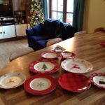 Christmas plates …. is it possible I may have too many?