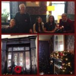 Lovely Christmas lunch at Tartin in Bushmills