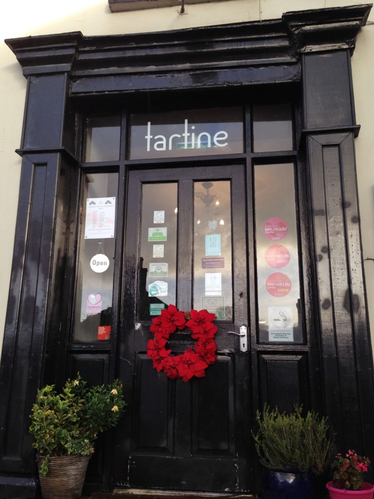 Christmas Day at Tartine, Distillers Arms, Bushmills