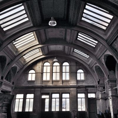 The abandoned drawing offices where Titanic and other White Star Line ships were designed in Belfast – #legendsofthenorth