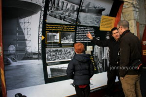 titanic tour drawing office janmary