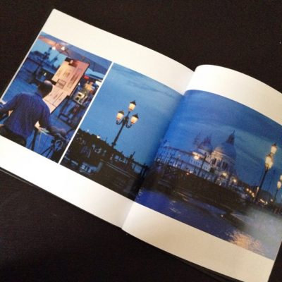 My photo book of our Venice Trip last July has arrived – happy memories of a beautiful city (only took 7 months to get around to making it!)