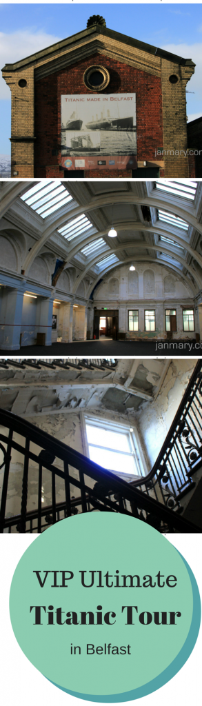 VIP Titanic Belfast tour of drawing offices, dry dock and more