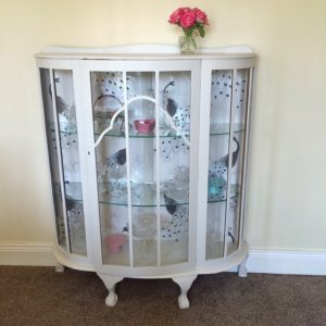 vintage china cabinet on janmary.com