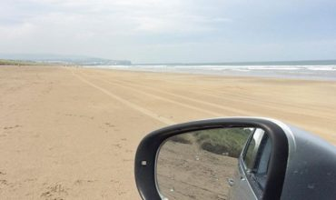 Just wait 15 minutes and the weather might improve! Portstewart Strand