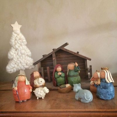Christmas Eve – my favourite nativity – the reason for the season
