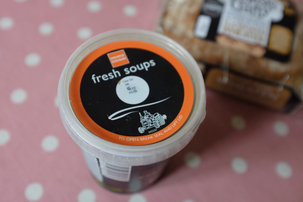 country kitchen soup tesco janmary 2