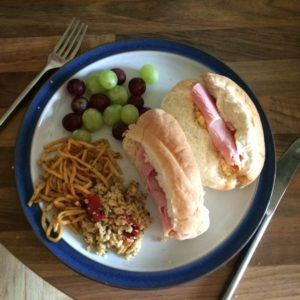 picnic plate janmary