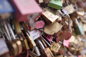 love locks paris janmary blog