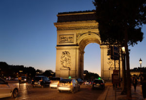 arc de triomphe paris janmary blog