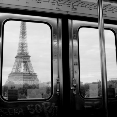 Paris Metro with Fuji X100S