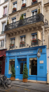 Paris right bank janmary blog