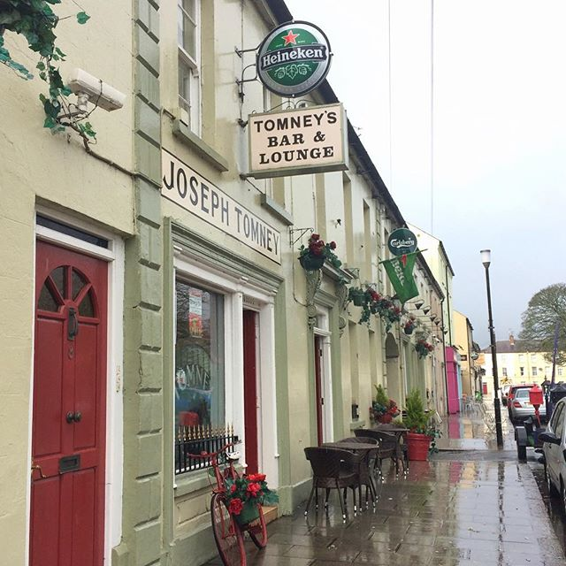 Stopped off in Moy for brunch on our way to Fermanagh