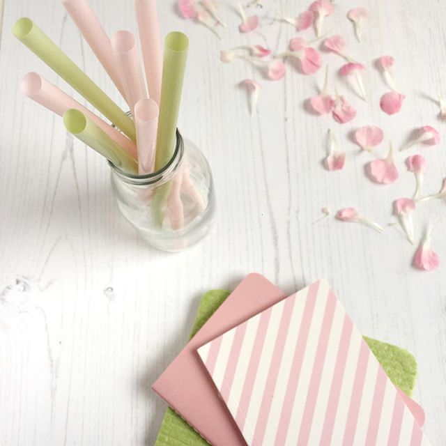 Pink and green - perfect combination