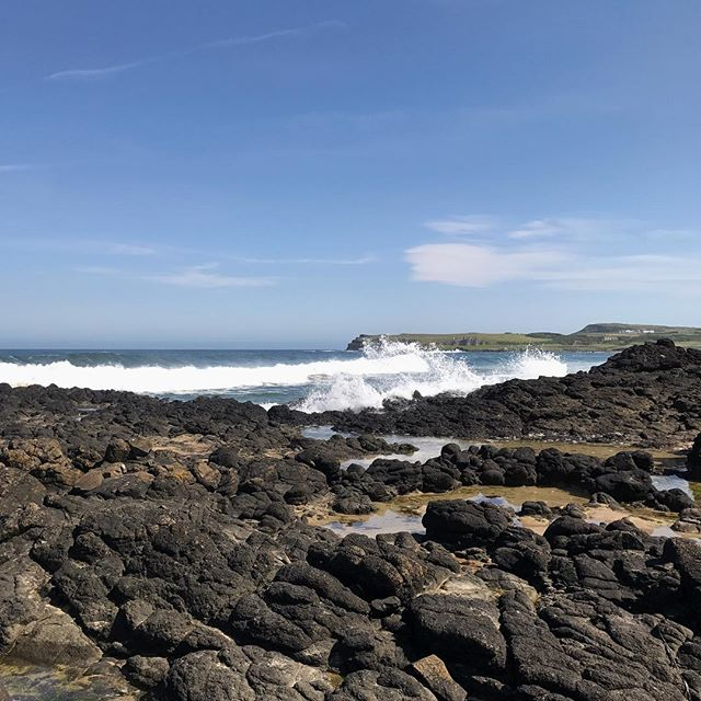 Glorious afternoon in Portballintrae