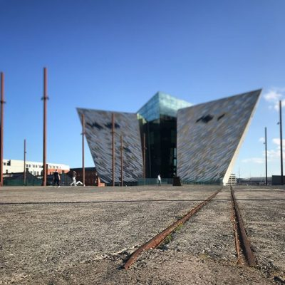 Continued the 50th celebrations in the Titanic Quarter and Titanic Hotel Belfast