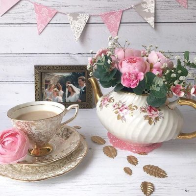 Afternoon tea to celebrate the royal wedding