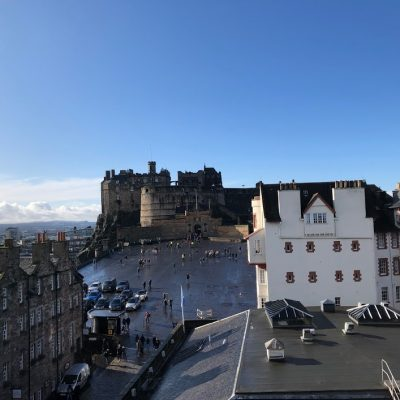 A 3 day family trip to Edinburgh